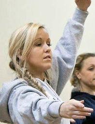 Michelle Hay dance teacher