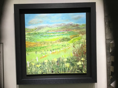 original oil painting box framed