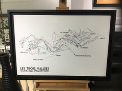 clients own print framed