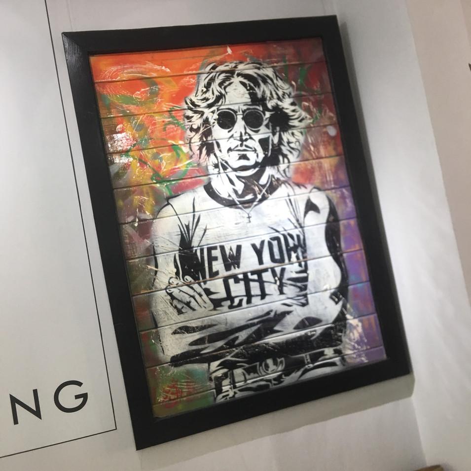John Lennon original artwork