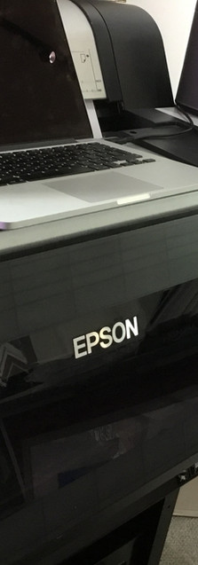 our large format printer