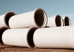Cement-Pipes