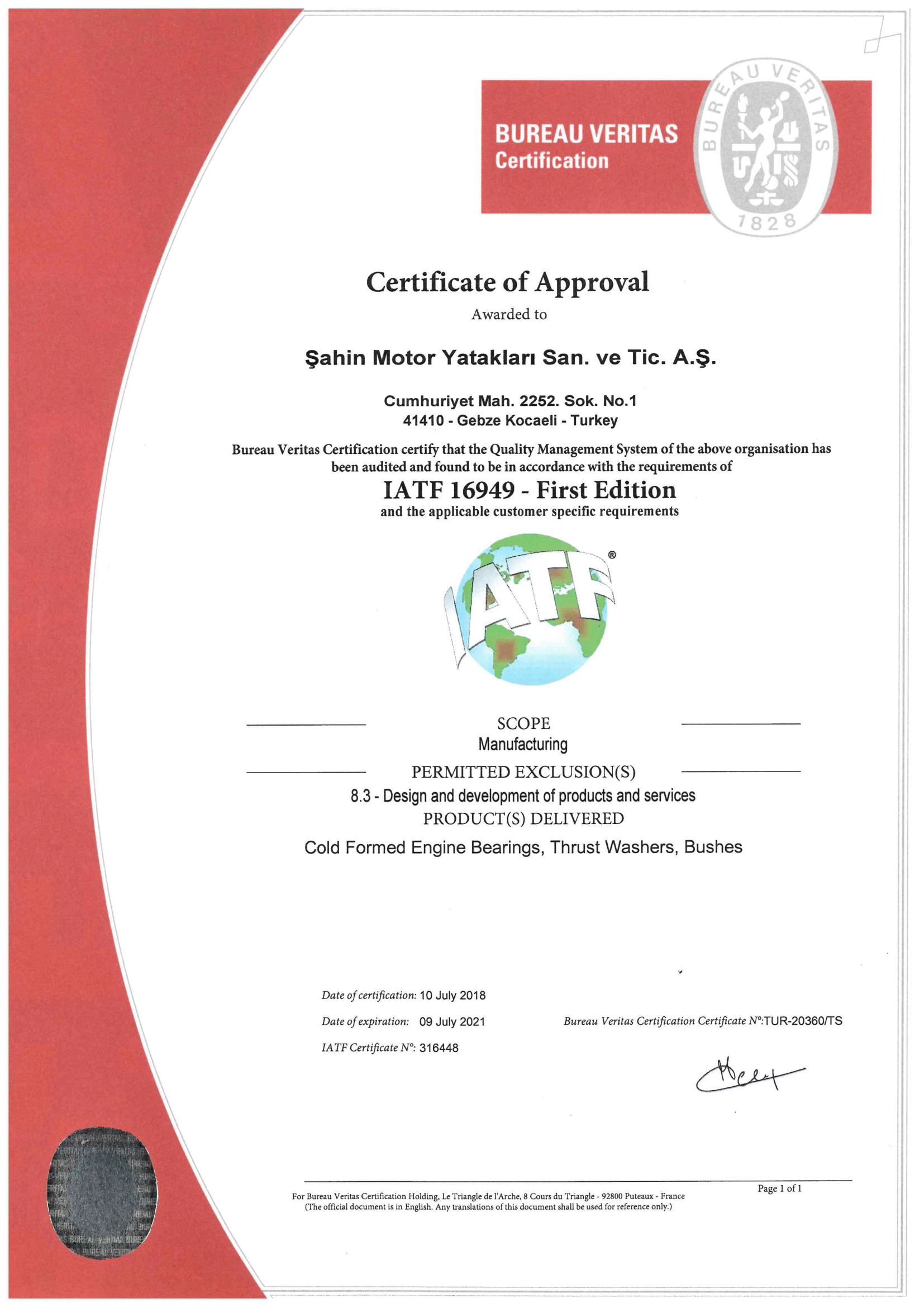 IATF 16949-1