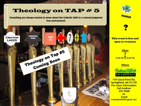 TAP # 5 COMING SOON
