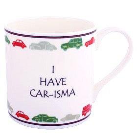 CAR-ISMA MUG