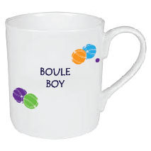 BOULE BOY / PENTANQUE MUG
