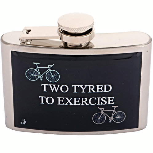 CYCLING - HIPFLASK