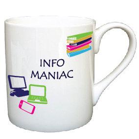 INFO MANIAC MUG
