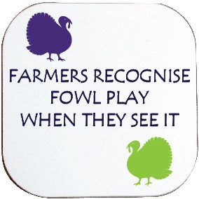 TURKEY FARMER COASTER