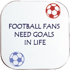 FOOTBALL FANS NEED GOALS IN LIFE COASTER / SOCCER