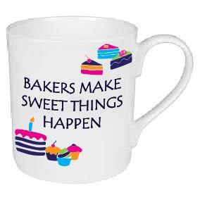 BAKERS MAKE SWEET THINGS HAPPEN