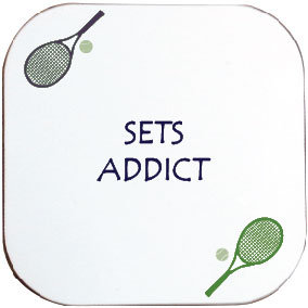 SETS ADDICT TENNIS COASTER