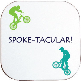 SPOKE-TACULAR BMX CYCLING COASTER
