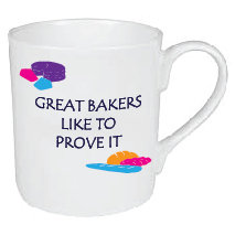 GREAT BAKERS MUG