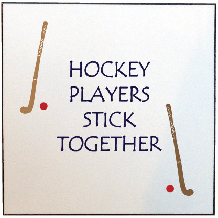 HOCKEY PICTURE PANEL
