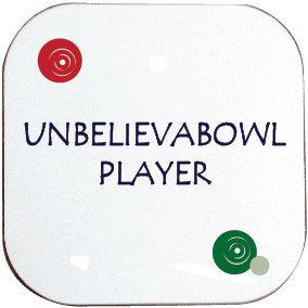 UNBELIEVA-BOWL COASTER