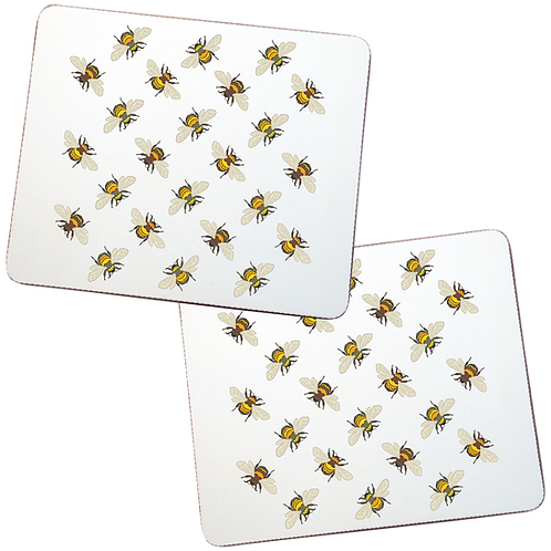 BEE PLACEMATS -sold in pairs