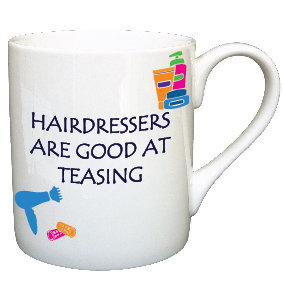 HAIRDRESSING MUG