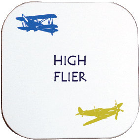 HIGH FLIER PILOT COASTER
