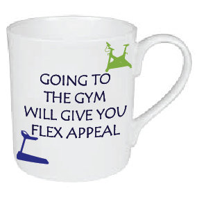 GYM FLEX APPEAL MUG