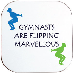 GYMNASTS - FLIPPING MARVELLOUS COASTER (male)
