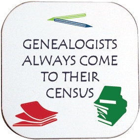 GENEALOGISTS COASTER