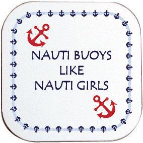 NAUTI BUOYS COASTER