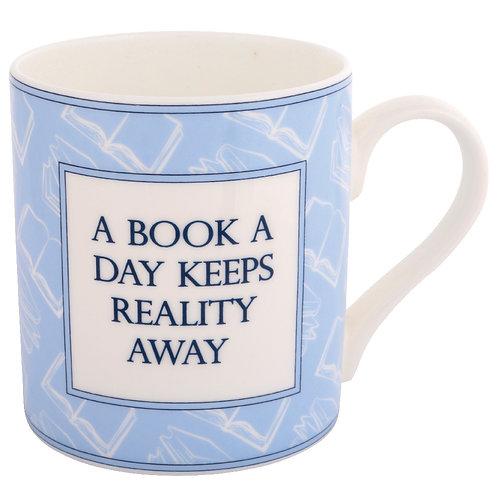 BOOK MUG - REALITY
