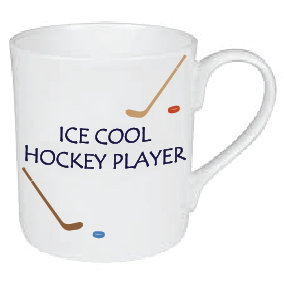 ICE COOL HOCKEY MUG