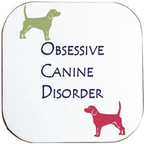 BEAGLE HOUND DOG COASTER
