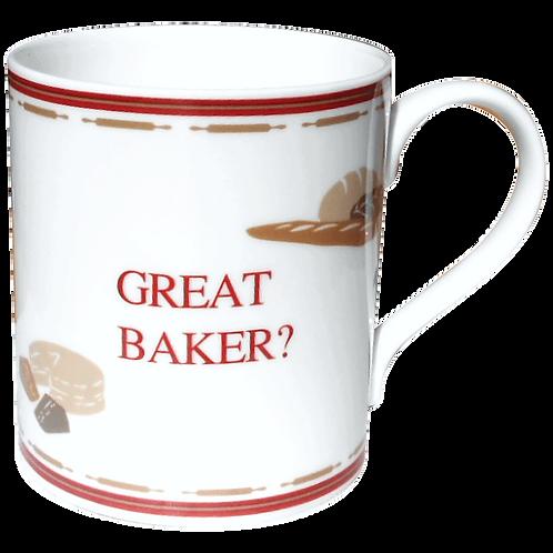 LARGE GREAT BAKER MUG