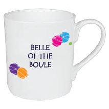 BELLE OF THE BOULE / PETANQUE MUG MUG