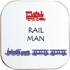 RAIL MAN COASTER
