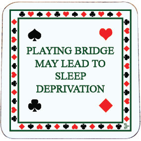 BRIDGE COASTER SLEEP DEPRIVATION