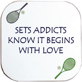 SETS ADDICTS KNOW IT BEGINS WITH LOVE COASTER