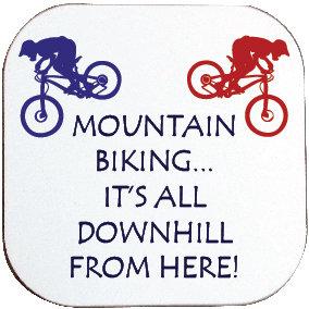 MOUNTAIN BIKING/CYCLING COASTER