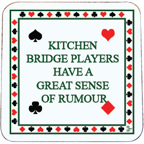 BRIDGE COASTER  SENSE OF RUMOUR