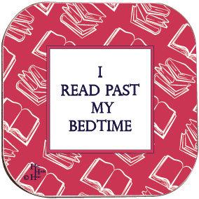 BOOK COASTER - BEDTIME