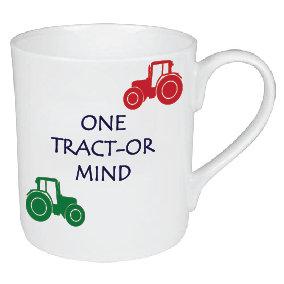 ONE TRACT-OR MIND / FARMING MUG