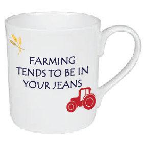 FARMING JEANS MUG