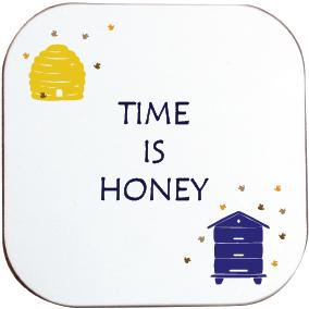 BEE KEEPING COASTER