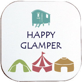 HAPPY GLAMPER/GLAMPING COASTER
