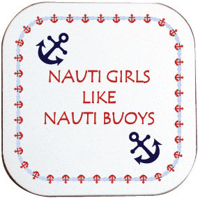 NAUTI GIRLS COASTER