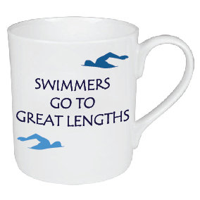 SWIMMING MUG - LENGTHS