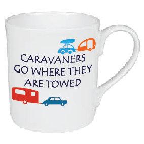 CARAVANERS MUG