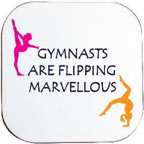 GYMNAST - FLIPPING MARVELLOUS COASTER (girl)