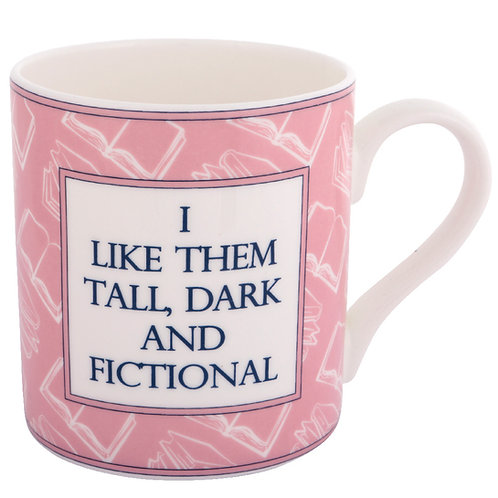 BOOK MUG - FICTIONAL