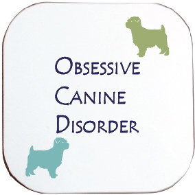 NORFOLK TERRIER DOG COASTER