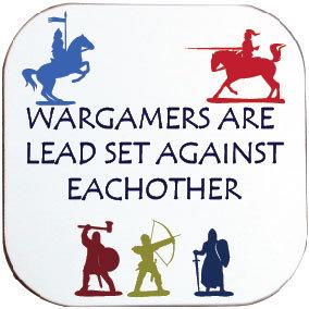 WARGAMERS COASTER