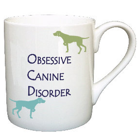 POINTER / WEIMARANER HOUND / DOG MUG